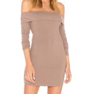 NWT Privacy Please Silas Ribbed Dress S
